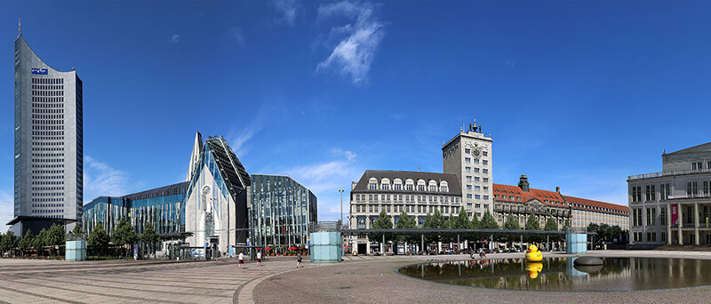 Leipzig na Alemanha