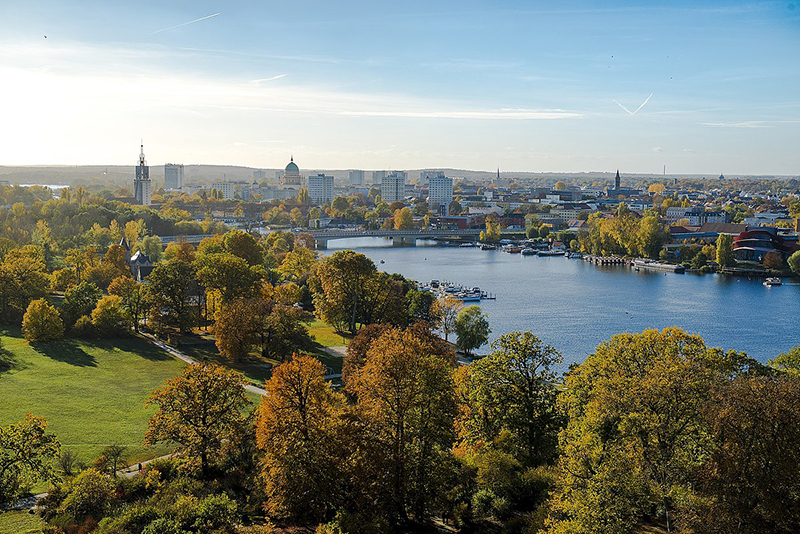 O que fazer em Potsdam na Alemanha