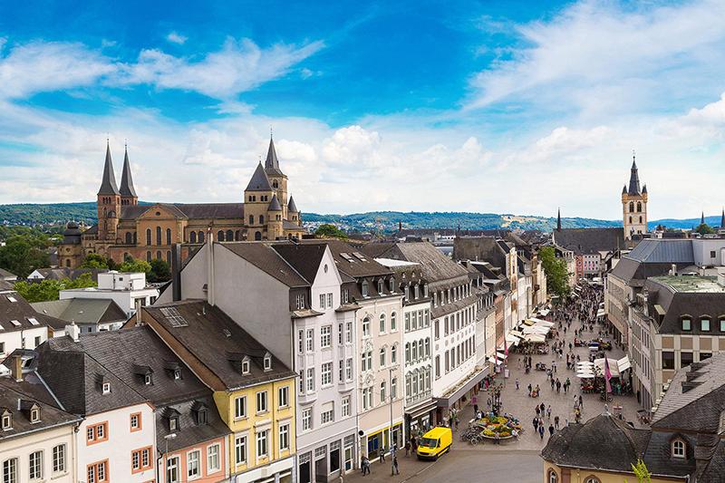 O que fazer em Tréveris na Alemanha