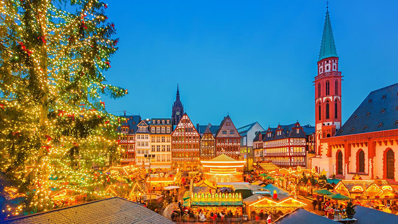Natal em Frankfurt