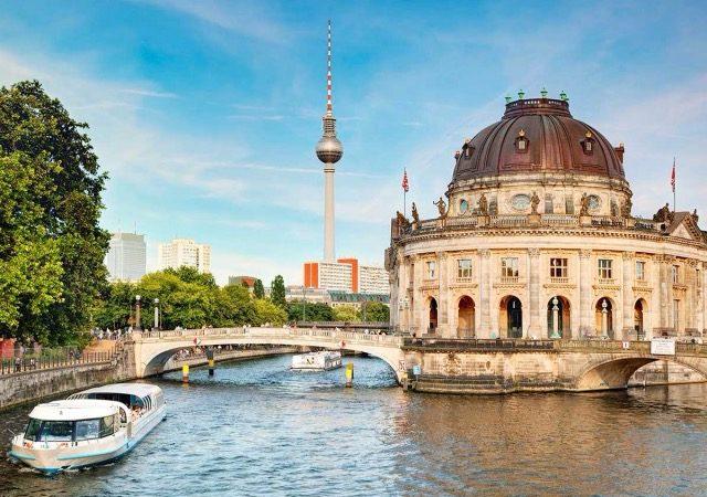 Meses de alta e baixa temporada em Berlim