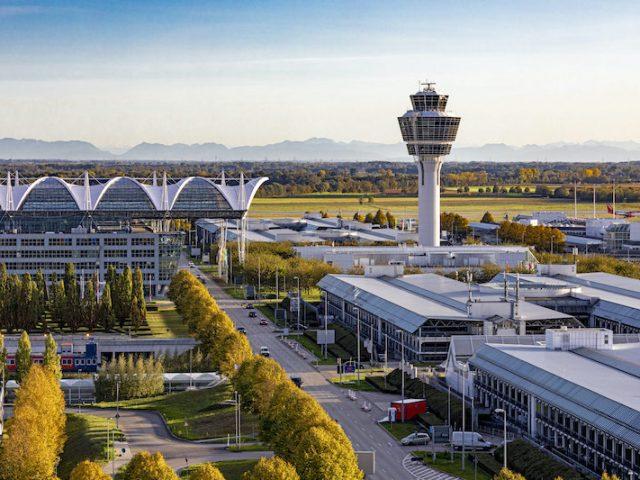 Aeroporto de Munique